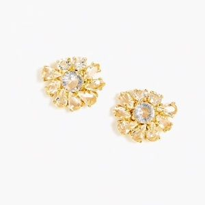 j crew | sparkle stud earrings